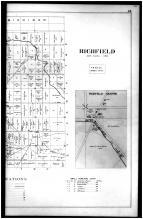 Richfield Township, Berkey P.O., Richfield Centre - Right, Lucas County 1900 Vol 1