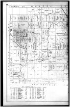 Sylvania Township, Glanntown P.O., Richards - Left, Lucas County 1900 Vol 1
