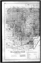 Washington Township, Toledo, Trilby P.O., West Toledo - Left, Lucas County 1900 Vol 1