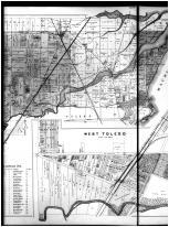 Washington Township, Toledo, Trilby P.O., West Toledo - Middle, Lucas County 1900 Vol 1