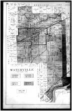 Waterville Township, Whitehouse, Bailey Village, Fangher P.O., Presque Isle P.O., Neowash - Left, Lucas County 1900 Vol 1