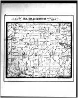 Elizabeth Township, Miama City, Miami County 1875