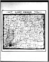 Lost Creek Township, Casstown, Miami County 1875