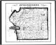 Springcreek Township, Piqua, Miami County 1875