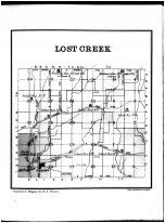 Lost Creek Township, Casstown, Miami County 1883