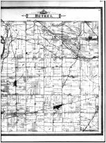 Bethel Township, Miami City, Brandt, West Charleston - Right, Miami County 1894