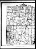 Newberry Township, Bradford, Clayton, Bloomertown, Polo, Covington - Left, Miami County 1894