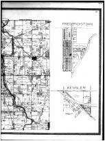 Union Township, New Lebanon, Milton, Randolph Settlement, Frederickstown, Kessler - Right, Miami County 1894