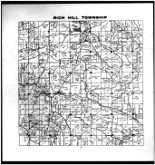 Rich Hill Township, Muskingum County 1916
