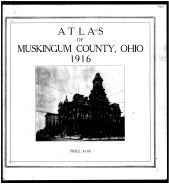 Title Page, Muskingum County 1916