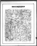 Brookfield Township, Renrock, Noble County 1879