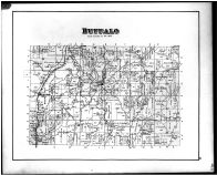 Buffalo Township, Genwood Sta., Noble County 1879