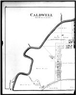 Caldwell - Left, Noble County 1879
