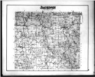 Jackson Township, Dexter City, Jacksonville, Crooked Tree P.O., Keith P.O., Ridge P.O., Claytonia P.O., Noble County 1879