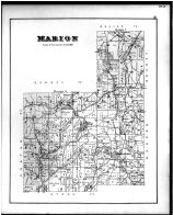 Marion Township, Freedon, Whigville P.O., Summerfield, Noble County 1879