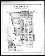 Sarahsville, Noble County 1879
