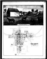 Sharon, Eleazer Spooner, Noble County 1879