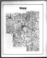Stock Township, East Union, McCleary P.O., Carlisle, Berne P.O., Noble County 1879