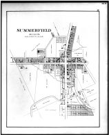 Summerfield, Noble County 1879