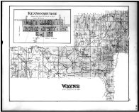 Wayne Township, Kennonsburgh, Noble County 1879