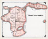 Middle Bass Island, Sugar Island, Lake Erie, Ottawa County 1900