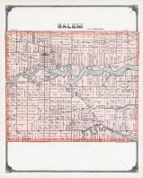 Salem Township, Oak Harbor, Portage River, Muddy Creek, Ottawa County 1900