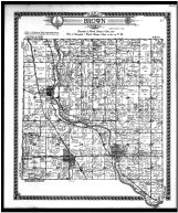Brown Township, Charloe, Melrose, Oakwood, Paulding County 1917