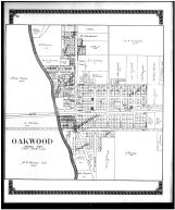 Oakwood, Paulding County 1917