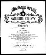 Title Page, Paulding County 1917