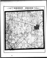 Green Creek Township, Clyde, Galetown, Sandusky County 1874