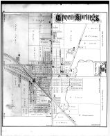 Green Springs, Sandusky County 1874