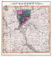 Canton Township, North Industry, Stark County 1875