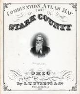 Title Page, Stark County 1875