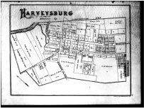 Harveysburg, Warren County 1891