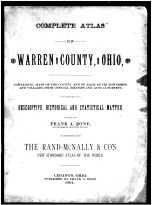 Warren County 1891