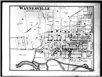 Waynesville, Warren County 1891