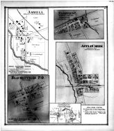 Amwell, Fairview, Apple Creek, Blachlyville P.O., Wayne County and Wooster City 1873