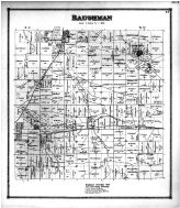 Baughman Township, Marshalville, Orrville, Wayne County and Wooster City 1873