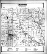 Chester Township, Cedar Valley, New Pittsburgh, Wayne County and Wooster City 1873