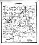 Chippewa Township, Doylestown, Easton P.O., Marshallville, Wayne County and Wooster City 1873