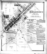 Doylestown, Wayne County and Wooster City 1873