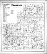 Franklin Township, Morland, Wayne County and Wooster City 1873