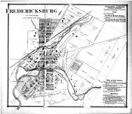 Fredericksburg, Wayne County and Wooster City 1873