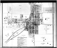 Orrville, Jackson, Milton Station - Below, Wayne County and Wooster City 1873