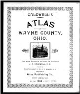 Title Page, Wayne County 1908