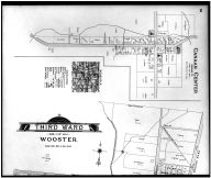 Wooster 3rd Ward, Canaan Center, Jackson - Above, Wayne County 1908