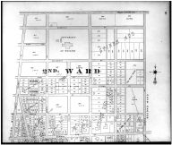 Wooster West, 2nd Ward - Above, Wayne County 1908