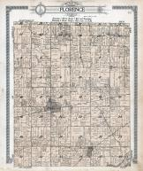 Florence Township, Edon, Blakeslee, Berlin, Williams County 1918