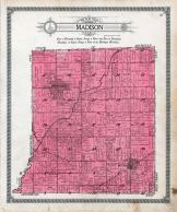 Madison Township, Pioneer, Kunkle, Williams County 1918