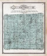 Northwest Township, Columbia, Nettle Lake, Williams County 1918